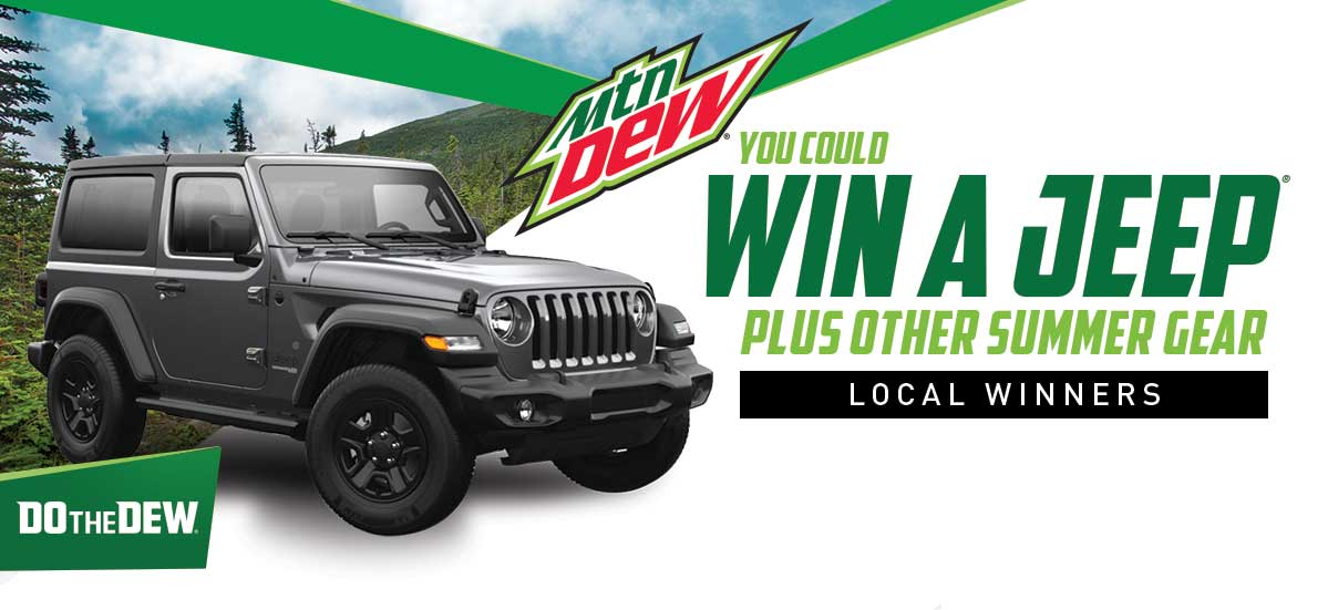 Best Summer Ever Jeep Giveaway