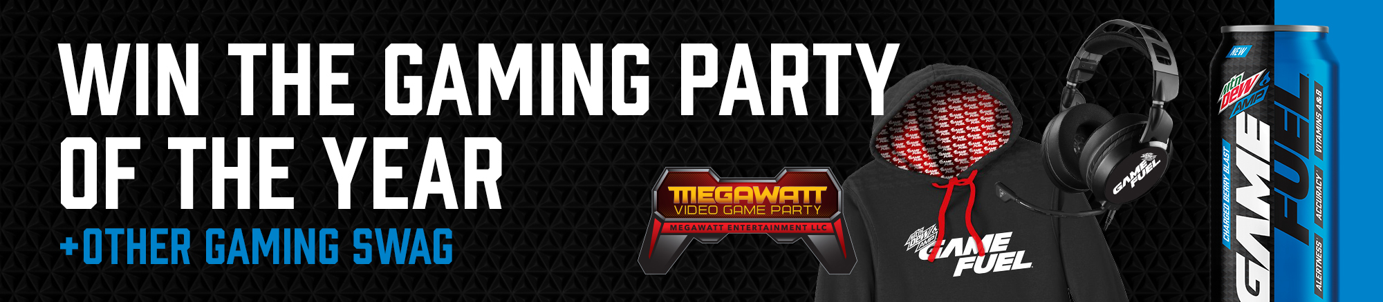 You could win the video gaming party of the year! Enter Now!